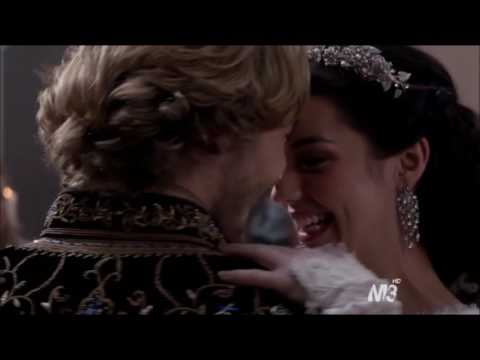 All Francis and Mary Kisses - Reign