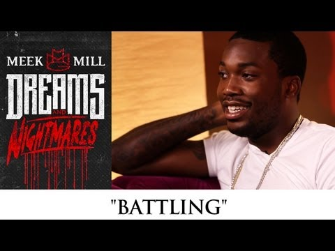 Meek Mill Speaks About Battle Rapping! Would Battle For $100k