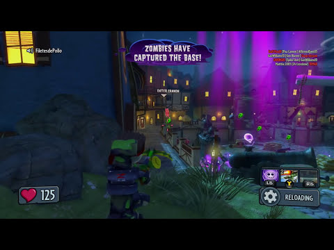 Plants vs. Zombies: Garden Warfare - Super Commando Gameplay Walkthrough - RAMBO (PC/Xbox One)