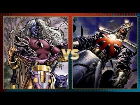 Malekith vs. Silver Samurai: Fanboy Faceoff 2013 Supervillain Showdown Round 3!