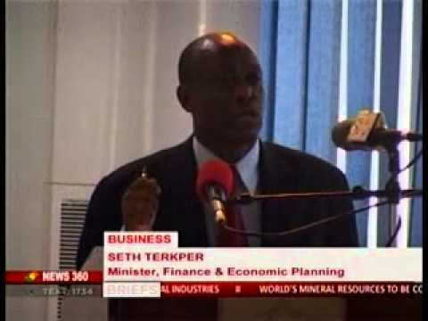 News 360: Ghana to Experience Economic Boom Finance Minister - 22/11/2013