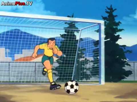 Captain Tsubasa 1983 Episode 57 English Sub   Anime