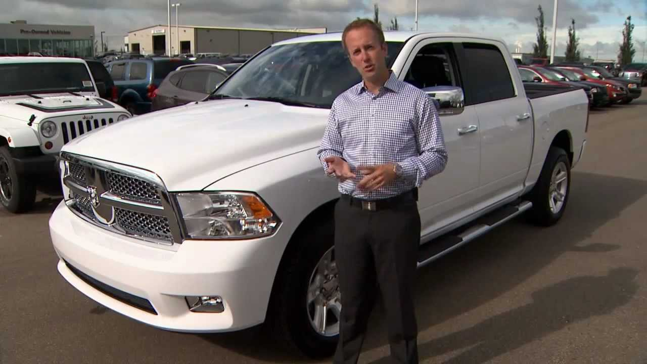 Dodge Ram 1500 2013 White 2013 Dodge Ram Limited Review