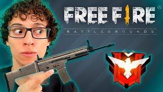 DIAMANTE 4 FREE FIRE AO VIVO SOLO RUMO A MESTRE!