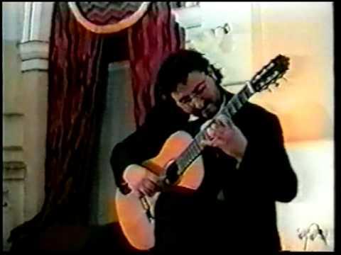 ANIELLO DESIDERIO PLAYS TARREGA - VARIATIONS ON THE CARNIVAL OF VENICE