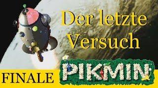 [FINALE] Der letzte Versuch - Let's Play Pikmin 1 #29 [Deutsch | German]