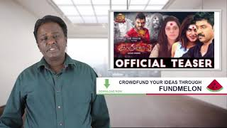 Kanchana 3 Review - Raghava Lawrence, Oviya - Tamil Talkies