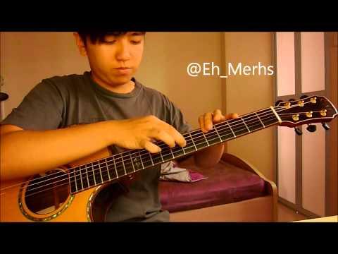 Fingerstyle Guitar Medley (Low Quality ver.) - Amos Lim (NP Got Talent 2013)