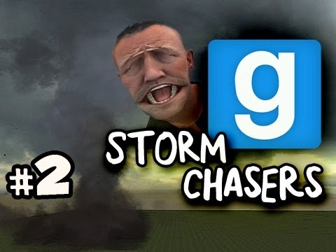 TORNADO BUS DRIVER - Gmod Storm Chasers w/Nova, Immortal & Kevin Ep.2