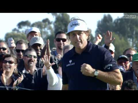 Top 10 Shots: First half of 2012 PGA TOUR season