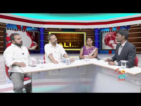 DEBATE on Kapu RESERVATION issue - INDIA TV Telugu