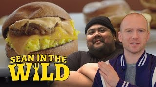 Breakfast Sandwich Taste-Test with Eggslut
