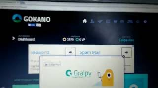 HACK GOKANO MES DE SETEMBRO IPHONE 6 E PS4 GRATIS