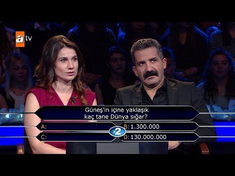 Alayça Öztürk ile Cüneyt Mete 30 Bin TL'lik soruya cevabı - Kim Milyoner Olmak İster?