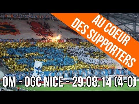 OM - OGC Nice - 29.08.14 - 30 ans CU84' (4-0)