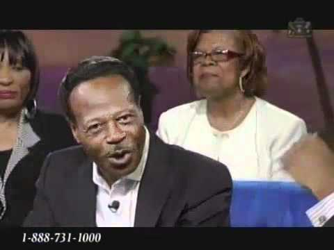 Edwin Hawkins on TBN Interview about O Happy Day 8-24-10