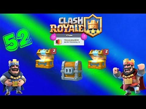 lLP Clash Royale lPart 52l 2x Kronentruhe
