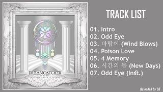 Download lagu [Full Album] Dreamcatcher (드림캐쳐) - Dystopia : Road to Utopia