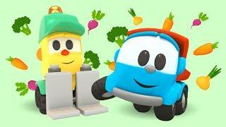 Cante com Léo o caminhão! Sopa de legumes. Canções infantis.