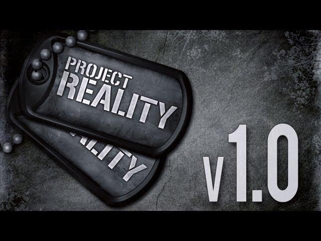 Руководство запуска: Project Reality 1.2 (мод для Battlefield 2)