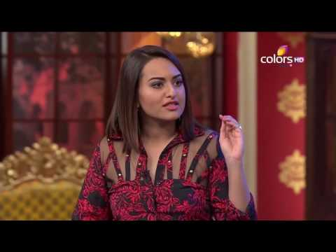 Comedy Nights with Kapil - Ajay & Sonakshi - Action Jackson - 29th November 2014 - Full Ep(HD)