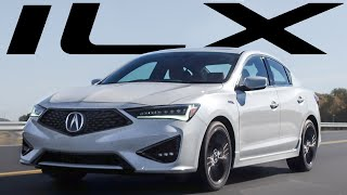 2019 Acura ILX A-Spec Review - Entry Level Luxury