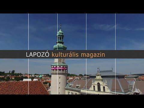 Lapozó - kulturális magazin - 2019.11.07. - Csütörtök - SopronTV