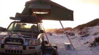 Gordigear Roof Top Tent - Esperance / Western Australia & gordigear - ViYoutube.com