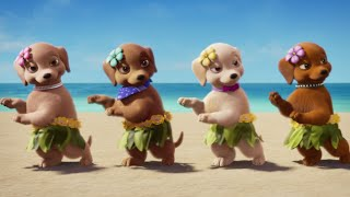 Barbie™ & Her Sisters in a Puppy Chase - Official Trailer (HD)
