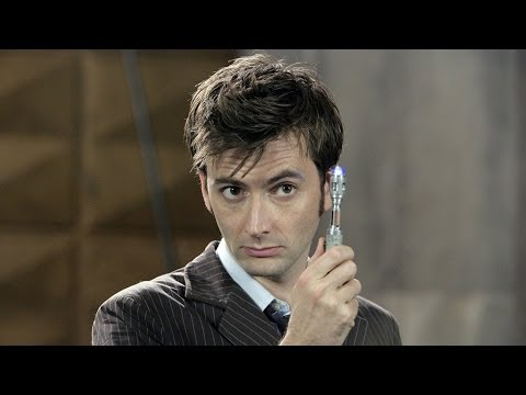 Babelcolour Tribute: The Tenth Doctor