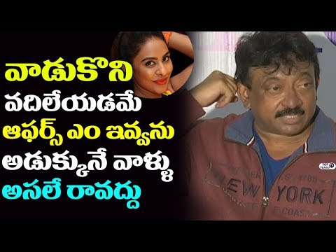 Pawan Kalyan Sri Reddy Issue after RGV Unschool Press meet | Top Telugu TV
