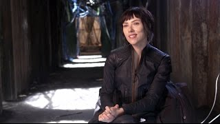 Ghost In The Shell (2017) - Scarlett As Major - Paramount Pictures