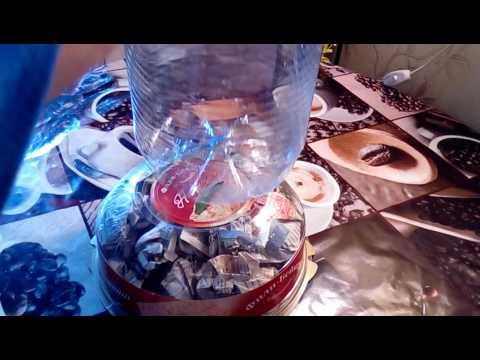 напольная ваза своими руками часть 1