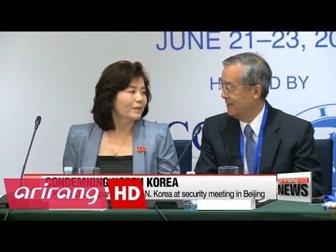 S. Korea's govt., international community respond to N. Korea missile launch