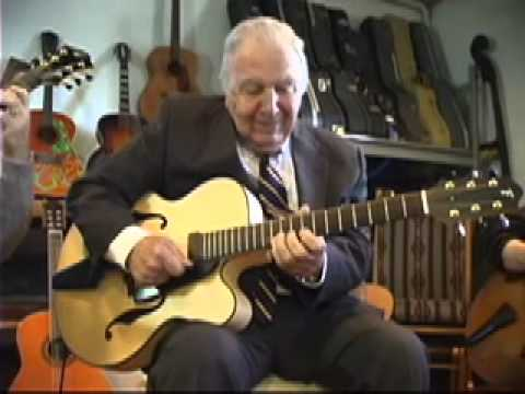 Bucky Pizzarelli: Darn that Dream, Body and Soul, Lady Be Good. (3 of 3)