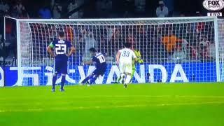 Pênalti Perdido de Pity Martinez | River Plate 2-2 Al Ain