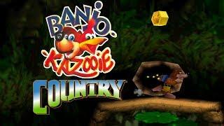 Banjo Kazooie X Donkey Kong Country - Game Review