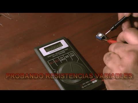 Aprendamos Electronica Juntos - Cap 1 - La Resistencia - Parte 4 Final