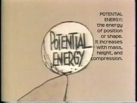 The story of kinetic and potential energy