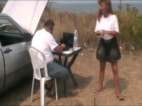 LZ Open SES Contest  Sept 03 2011 Part 2 - Bulgarian Black Sea town of Chernomorets - Vromoz Gulf