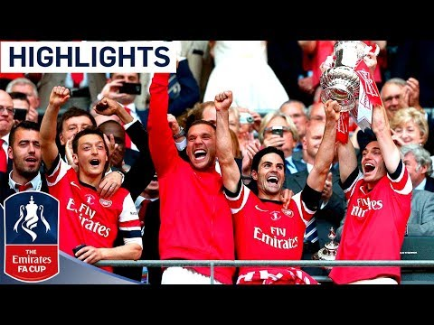 The FA Cup Final 2014   Goals & Highlights