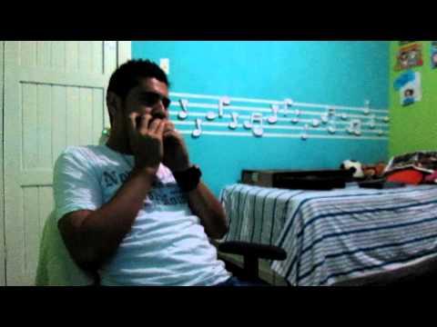 Man� - Dime Luna (Mana cover en Harmonica)
