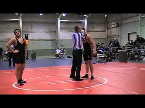 Stephan Moldonado (Central) vs Luke Bogart (Benton Academy)
