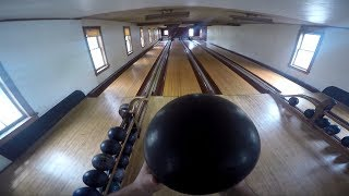 Almost 100 Year Old Bowling Alley You Can Still Use (Shohola, Pennsylvania)
