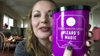 Candle Review: DW Home Wizard