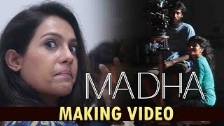 Madha Movie Making Video | Trishna Mukherjee, Venkat Rahul #MadhaTeaser