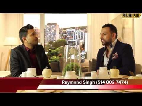 Johny Hans with Raymond Singh | Punjab In Canada