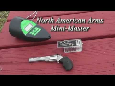 Randy Wakeman Outdoors: North American Arms Mini-Master .22 WinMag Mini-Revolver