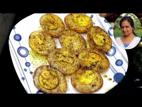 வேக வைத்த முட்டை புடிக்கலயா இதோ ஈஸியா முட்டை வறுவல் | Egg Fry Recipe