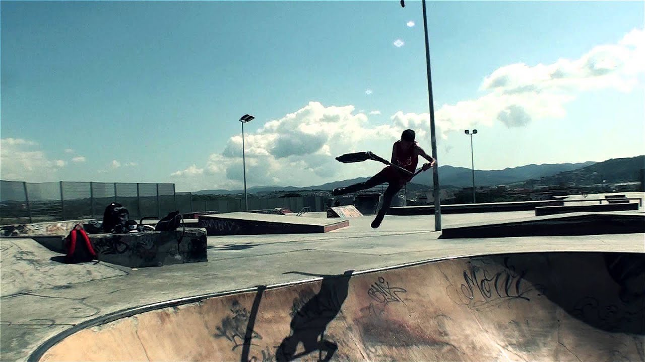Gerard molina una ma ana en skatepark mollet del valles - Casas mollet del valles ...